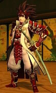 FE14 Swordmaster (Ryoma)