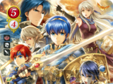 Fire Emblem 0 (Cipher): The Advance of All Heroes/Card List
