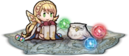 Heroes Sharena with owl