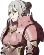 Retrato Effie - FIre Emblem Fates