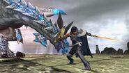 MHFG x Fire Emblem Awakening Screenshot