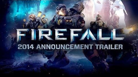 Firefall 2014 Launch Announcement Trailer