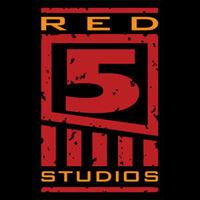 Red 5 Studios logo