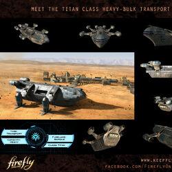 Starship classes