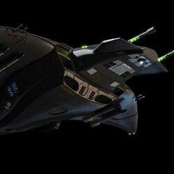 Alliance starship classes