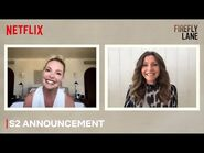 Firefly Lane - Season 2 Announcement - Netflix