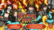 Image burning beat