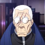 Hague anime