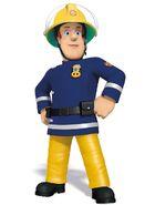 Fireman Sam Promo Stand