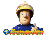 Fireman sam with logo 5