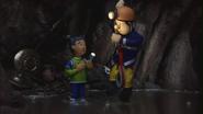 Sam rescuing Mandy (Series 5) 2