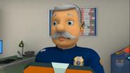 Station officer Steele headset