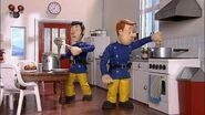 Sam and Elvis Cooking (April 29 2005) (2)