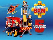 Fireman Sam Volume 5 promo