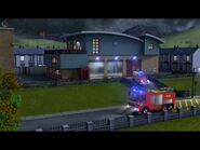 High res new fire station
