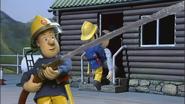 Sam holding hose (Series 5) 3