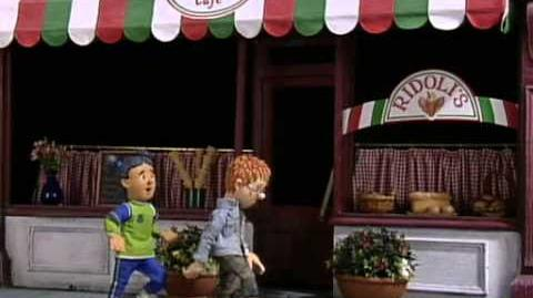 Fireman Sam - Trouble And Squeak