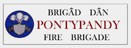 Pontypandy Fire Brigade sign original