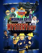 Norman Price and the mystery in the sky