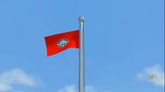 Fire station flag