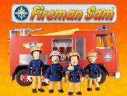 The Pontypandy Fire Service with logo