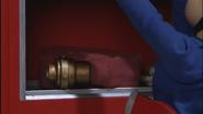 Hose in locker (Series 5)