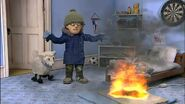 Norman and Woolly discover the fire (December 12 2005) (2)