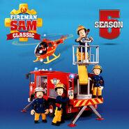 Fireman Sam Series 5 promo
