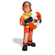 Elvis in coastguard uniform