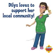 Dilys Price Promo