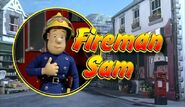 Fireman Sam intro logo (Series 5)