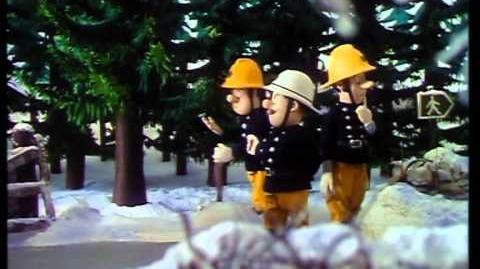 Fireman Sam - Snow Business