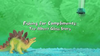 Click here to view more images from Fishing for Compliments: The Albert Glass Story.