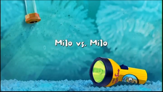 Click here to view more images from Milo vs. Milo.