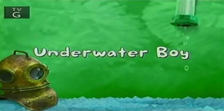 Click here to view more images from Underwater Boy.