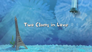 Click here to view more images from Two Clams in Love.