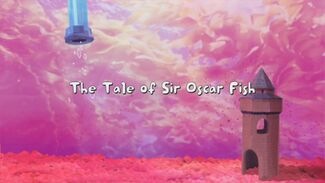 Click here to view more images from The Tale of Sir Oscar Fish.