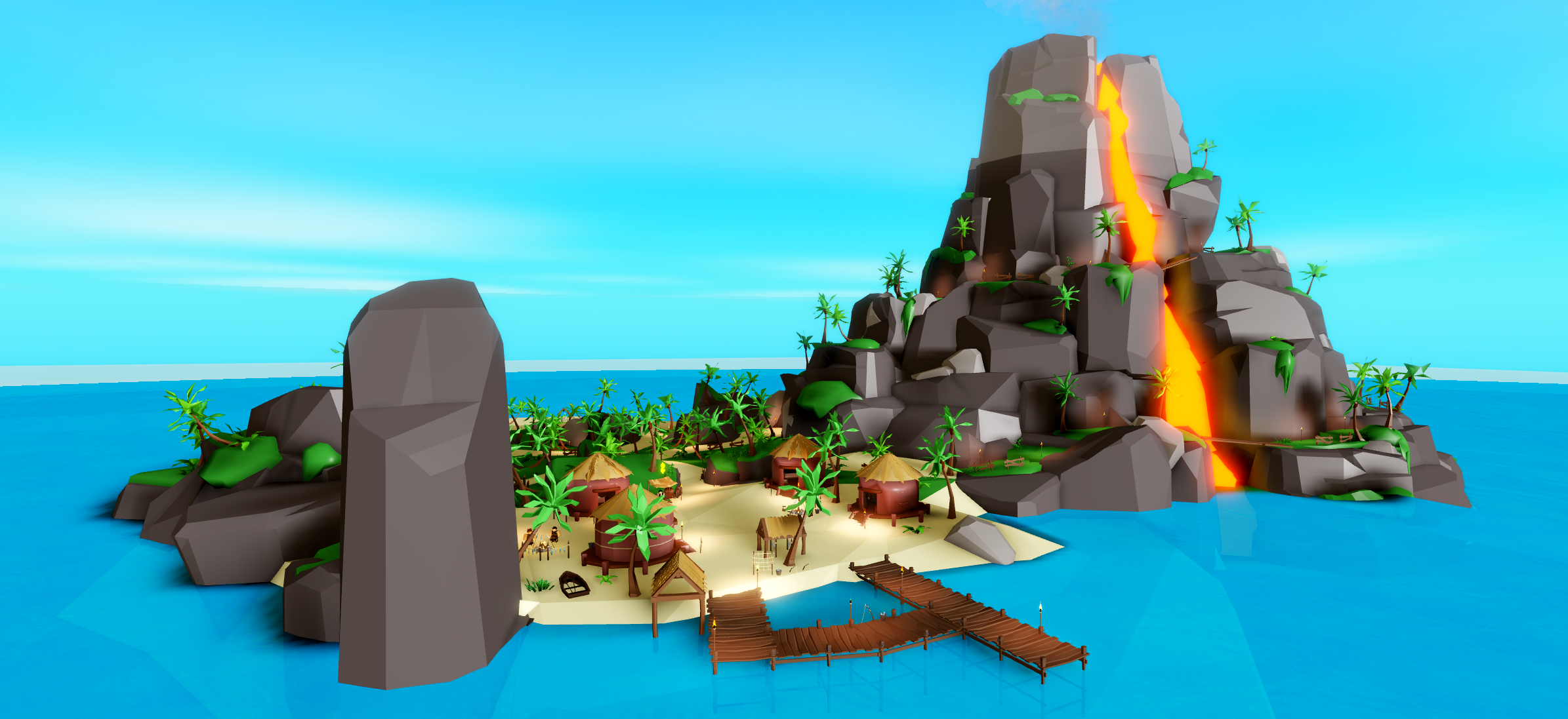 Eruption Island Fishing Simulator Wiki Fandom