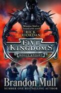 The rouge knight book cover 2