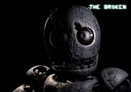 Blank the animatronic teaser