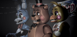 Toy Bonnie in the show stage.png