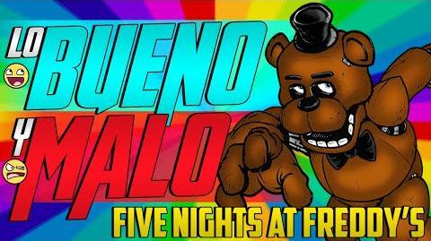 LO BUENO Y LO MALO DE FIVE NIGHTS AT FREDDY'S