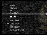 Noche 6 (FNAF)