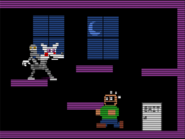 Mangle's Quest Minigame