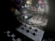 Toy Bonnie in the Party Room 3
