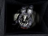 Bonnie en el Conducto de Ventilación
