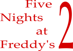 245px-Five Nights at Freddy's 2 Logo.png