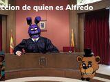 Fnaf: Stupid Saga Capítulo 4: La eleccion de quien es Alfredo