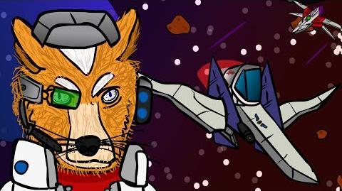 Stair Fax Hero Alternate Trailer (Star Fox Zero)
