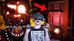 THE FNAF 1 LOCATION HAS CHANGED... Five Nights at Freddy's VR Help Wanted Halloween DLC